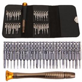 Набор отверток для ремонта мобильных телефонов 25 штук Leory RT-25 (100101)