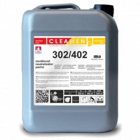 Освежитель-нейтрализатор запаха Санитарный CLEAMEN 302/402-5л