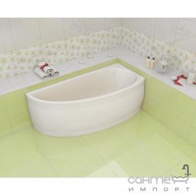 Асиметрична ванна Artel Plast Даліна правобічна