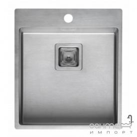 Кухонна мийка Reginoх Teхas 40х40 Tap-Wing Нержавіюча Сталь
