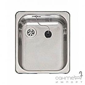 Кухонна мийка, виразний стандартний монтаж Reginoх R18 3530 OSK Нержавіюча Сталь