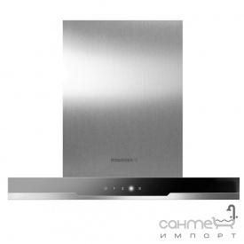 Кухонная вытяжка Roseries RDSV 685 PN нержавеющая сталь черное стекло