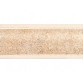 Плинтус LuxeForm 94129 Травертин классический S055 мм 4200