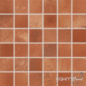 Мозаика RAKO VIA DDM05712 красно-коричневый