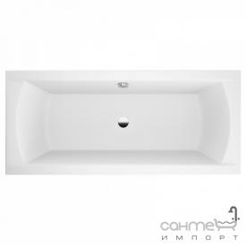 Прямоугольная ванна Polimat Ines 190x90 белая (00085)