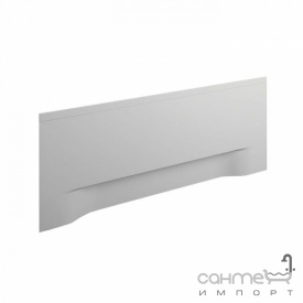 Передня панель для ванни Polimat Classic 150x75 біла (00556)