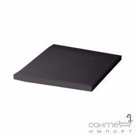 Плитка для душа переходной угловой элемент 10x10 RAKO Taurus Color 19 S Black Черный TTR 12019