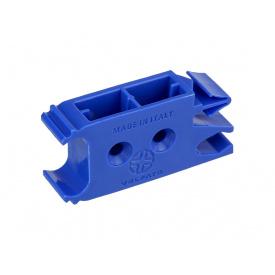 Кріплення універсальне до профілю Gola Volpato Clap'n FIT синій