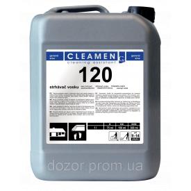 Моющее для генеральной уборки полов и удаления воска CLEAMEN 120 - 5 л.