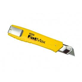Нож STANLEY FatMax 18 мм сегментированное лезвие 155 мм 8-10-421