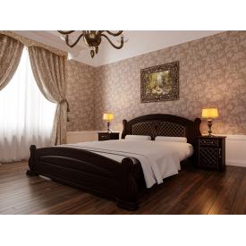 Ліжко Женева ЧДК 160х200