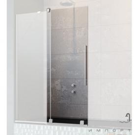Подвижная часть шторки на ванну Radaway Furo PND II 110 L 10109588-01-01L хром/прозрачное стекло, левосторонняя