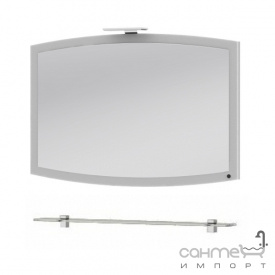 Зеркало с подсветкой и полкой Botticelli Sorizo SrM-105
