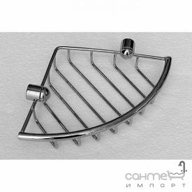 Решетка угловая, подвесная Pacini & Saccardi Accessori Doccia 30115/C хром
