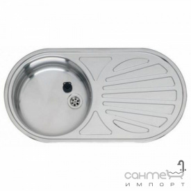 Кухонна мийка, виразний стандартний монтаж Reginoх Galicia OSK A Нержавіюча Сталь