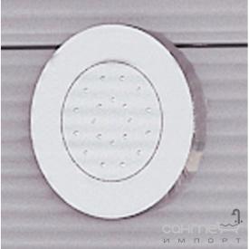 Настенная душевая форсунка регулируемая ABS GRB Hydro 058 169 Хром