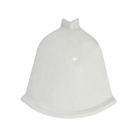 Угол к плинтусу Rehau 118 90* 98102 Светло-серый-внешний