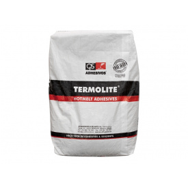 Клей TERMOLITE ТЕ-45 - 1 кг 25 кг в мешке натуральный 120-160°С