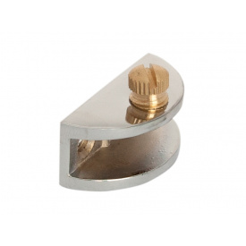 Кріплення для скляній полиці GIFF N2 хром