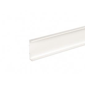 Профиль Gola С-образный универсальный Volpato Clap`n`FIT мм 4200 белый 80/G39