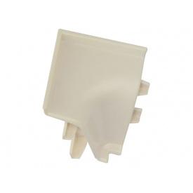 Угол к плинтусу Rehau 118 90* 11509 Белый-внутренний