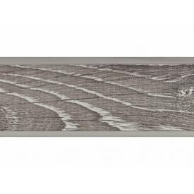 Плинтус Egger H1313 Дуб Уайт-Ривер серо-коричневый L4100