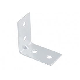 Уголок мебельный одинарный металлический GIFF 30х30х15 10