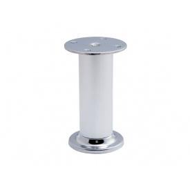 Опора регулируемая цилиндрическая GIFF NA10 Т1 мм 100 алюминий