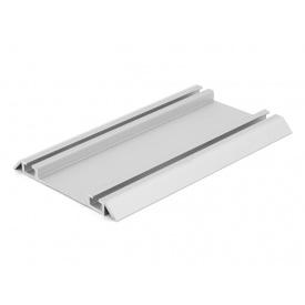 Направляющий профиль нижний Slider усиленный серебро мм 5000