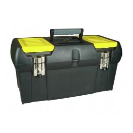 Ящик для инструментов STANLEY 489х26х248 см металл. замок 1-92-066