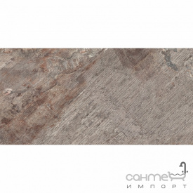 Плитка 30х60 Colorker Outland Silver коричневая
