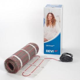 Електричний тепла підлога DEVIcomfort 150T 5 м2
