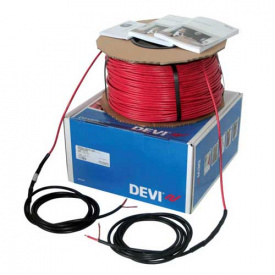 Нагрівальний кабель DEVIbasic 131 м (DSIG-20)