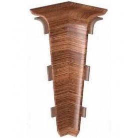 Внутренний угольник INDO с имитацией древесины