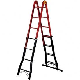 Шарнирная металлическая лестница ELKOP B45 FS