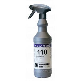 Моющее для стеклянных поверхностей CLEAMEN 110 - 1 л