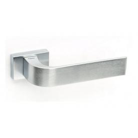 Дверная ручка TUPAI CINTO 2732RT Матовый хром