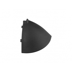 Угол к плинтусу Egger AC10 антрацит внешний 90° 884453