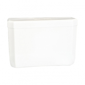 Бачек сливной пластиковый с арматурой наполнения и слива Водограй