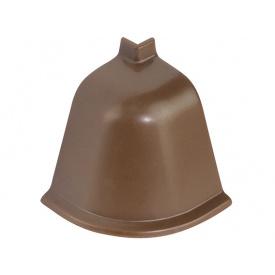 Угол к плинтусу Rehau 118 90* 96116 Капучино-внешний