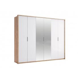 Шкаф шестидверный Асти с зеркалами