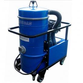Промышленный пылесос Blastrac BDC-165P / Petrol