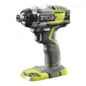 Винтоверт бесщеточный импульсный аккумуляторный Ryobi R18IDBL-0