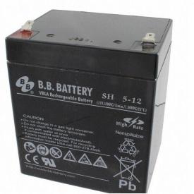 Аккумуляторные батареи B.B. Battery SH4.5-12
