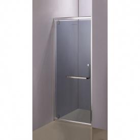 Душевая дверь Aquastream Door 80 графит (тонированная)