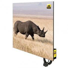 Керамический обогреватель с термостатом и таймером AFRICA X550 бежевый или графит