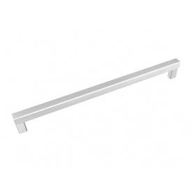 Ручка рейлинговая Virno Lines 409/320 нікель браш