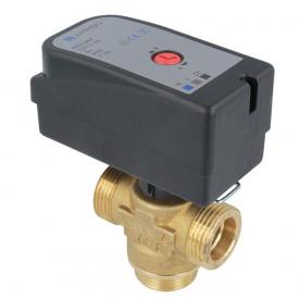 Переключающий 3-ходовой клапан Afriso AZV643 G 1 DN20 kvs 8 (с кабелем) (1664300)