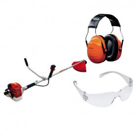 Мотокоса MARUYAMA MX21H (наушники + очки)