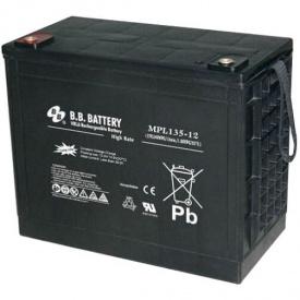 Гелевый аккумулятор B.B. BATTERY MPL135-12/I3 NEW